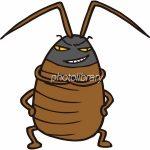 ゴキブリは熱湯に弱い!⇒ダニもお湯につけると死滅する?